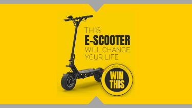 E-Scooter will change your life