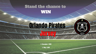 Win an Orlando Pirates Jersey