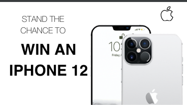 Win an Iphone 12