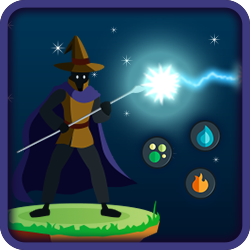 Play 3 2 1 Spell Game