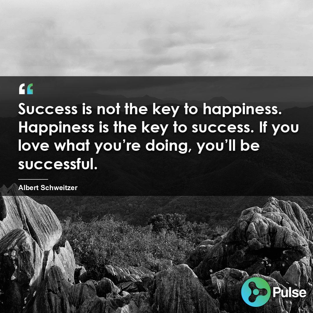 Watch Albert Schweiter Inspirational Quotes
