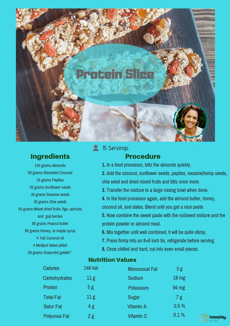 Protein Slice