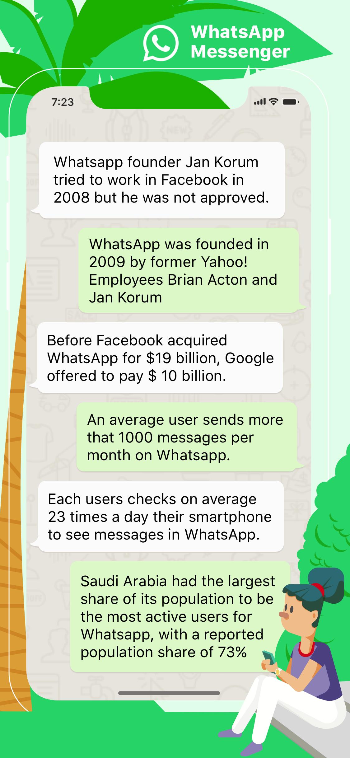 WhatsApp Interesting Facts